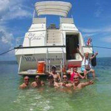 Acquarius Sea Tours: Great day at sea