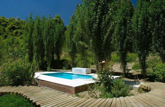 Foto de camino del agua spa concepci n piscina temperada for Piscinas trobajo del camino