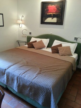 B&B Tourist House Ghiberti: Letto matrimoniale: comodissimo