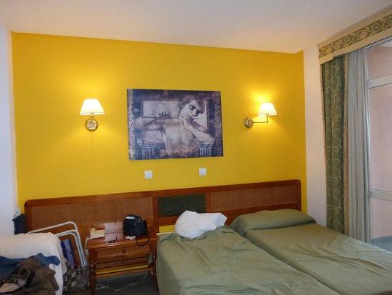 Hotel Entremares: Habitación doble