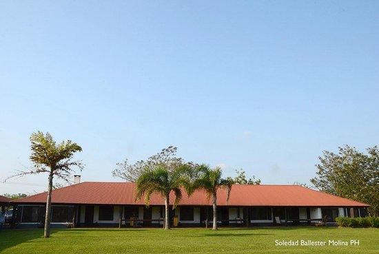 Posada Aguape: La casa grande