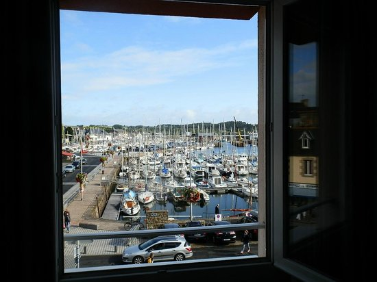 Hotel Le Goelo: finestra camera