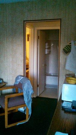 Columbia Inn Motel: the upstairs 2 bedroom