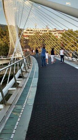 White Bridge (Zubi Zuri): Encima