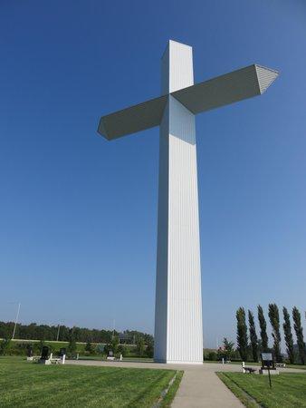 Cross at the Crossroads : Huge