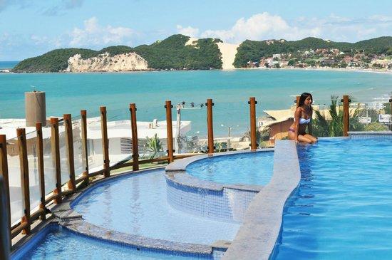 Pontalmar Praia Hotel : Fantástico!