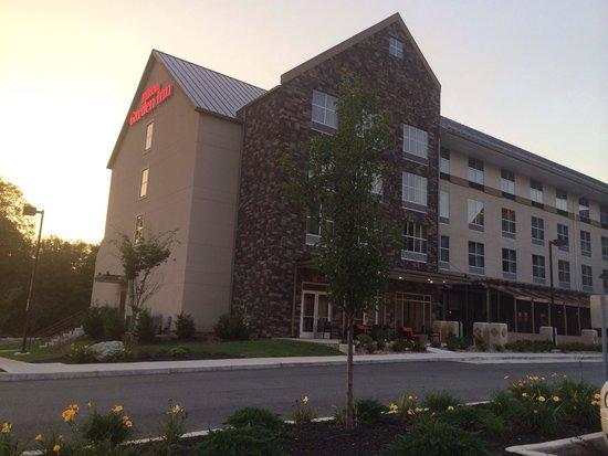 Hilton Garden Inn Preston Casino Area: Really nice hotel