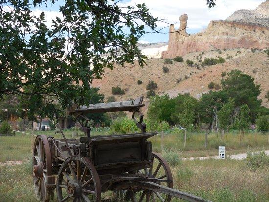 Ghost Ranch: Chimney Rock