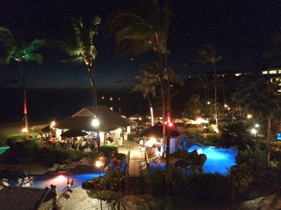 Sheraton Maui Resort Spa Restaurant Cliff Dive Grill