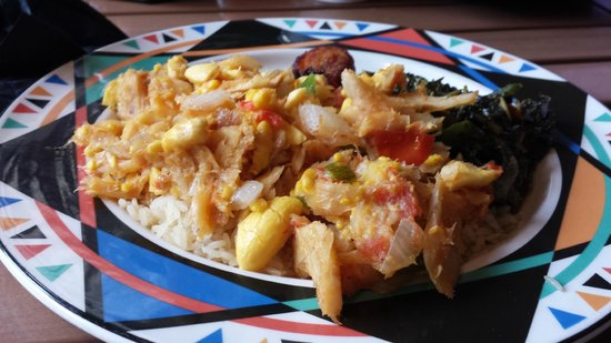 Bob Marley A Tribute to Freedom : Ackee and Saltfish