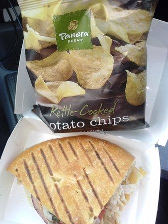 Panera Bread: chicken yummy
