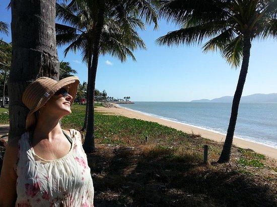 Aquarius on the Beach: Luscious tropics