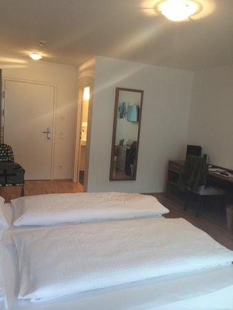 Hotel Kapeller Innsbruck: Habitación