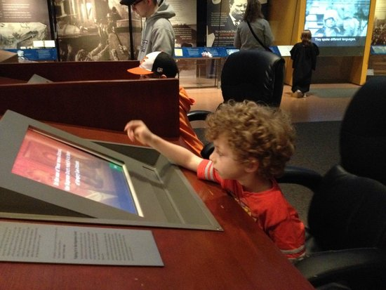 National Constitution Center: Learning about the right to vote