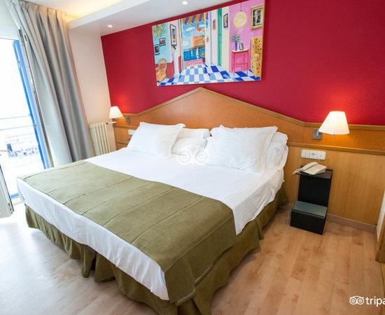 Hotel Platjador, hoteles en Sitges