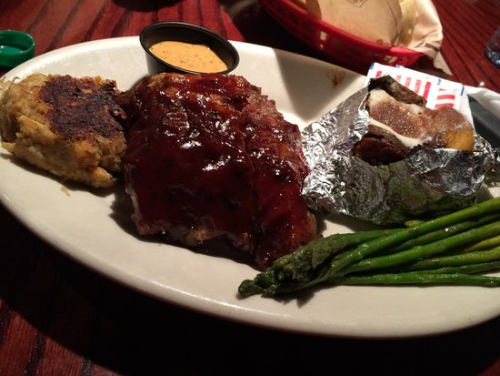Award Winning Baby Back Ribs: fotografía de Texas Steakhouse & Saloon ...