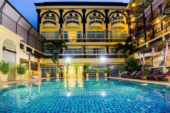 Zing Resort & Spa: Swimming Pool