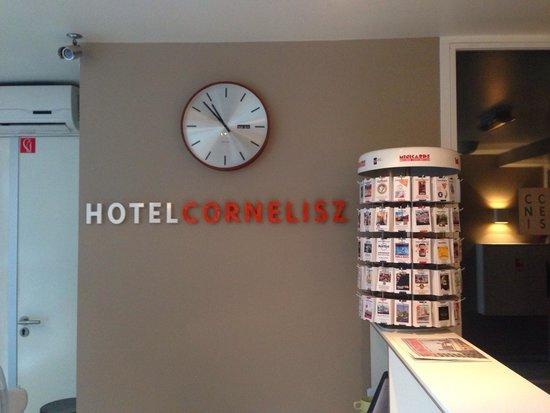 Hotel Cornelisz : Hotel lobby/entrance