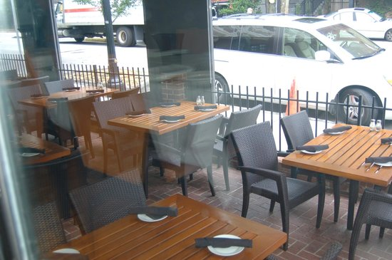 South City Kitchen Midtown: Outdoor Seating On The Patio