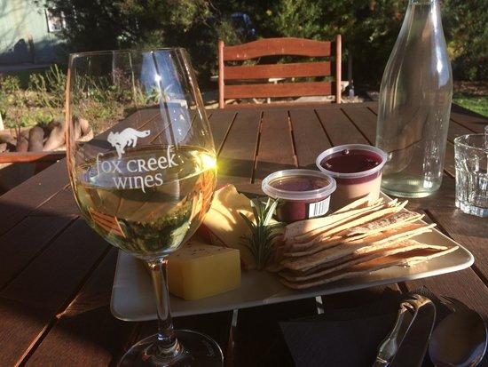 Fox Creek Wines: a perfect setting