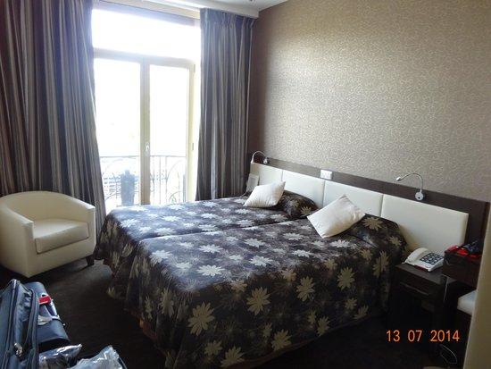 Hotel Albert 1er : Beds were very comfortable