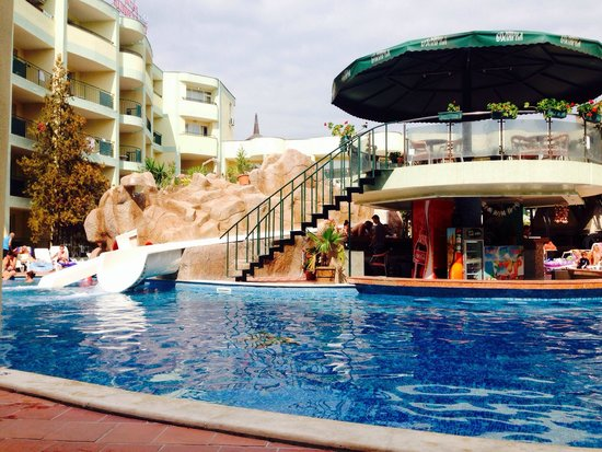 Sunny day picture of sunny day hotel and apartments - Sunny beach pools ...