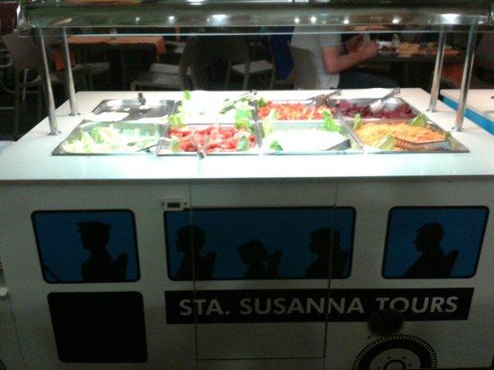 Santa Susanna Resort : Restaurant