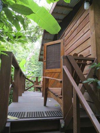 Mombacho Lodge: Ms. Kat cabin