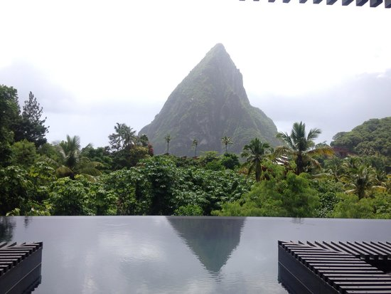 Boucan by Hotel Chocolat: Poolside views