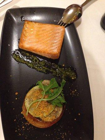 La Tagliatella Cordoba: salmón