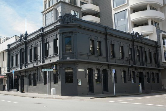The Backbencher Bar and Cafe