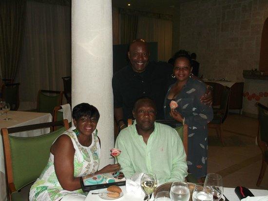 Iberostar Grand Hotel Bavaro: With family