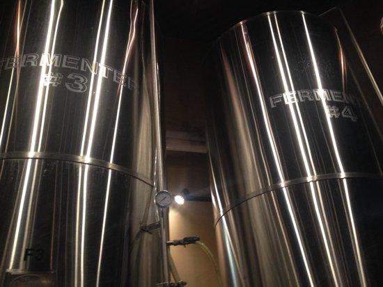 Bethlehem Brew Works: fegley beer on tap