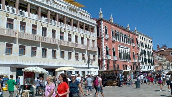 Hotel Danieli - Picture of Restaurant Terrazza Danieli, Venice ...
