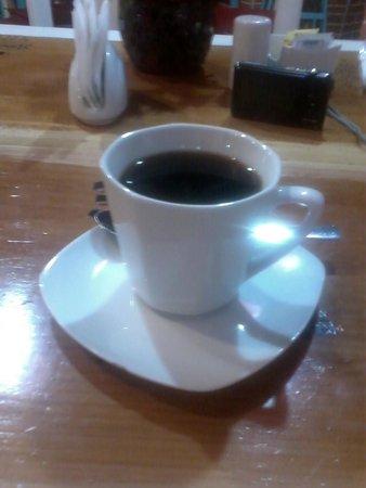 Nam Nam : Un rico café.