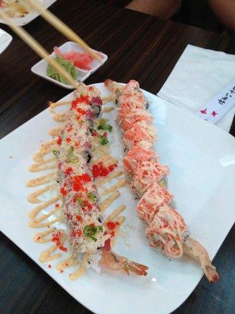 sushi Hour: Sushi