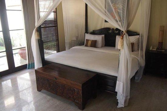 The Bli Bli Villas & Spa: 寝室