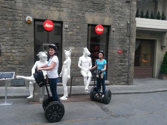 Italy Segway Tours: Segway tour Florence