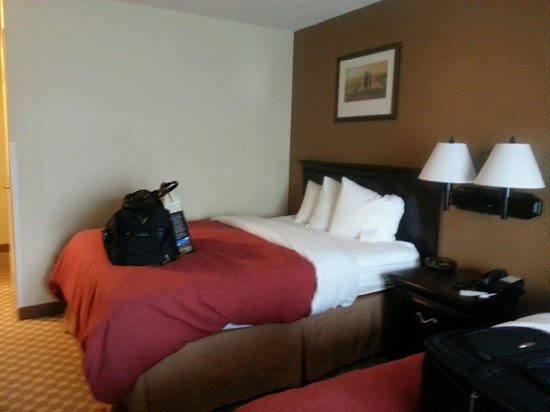 Country Inn & Suites by Radisson, Asheville at Asheville Outlet Mall, NC: Room Pic 1