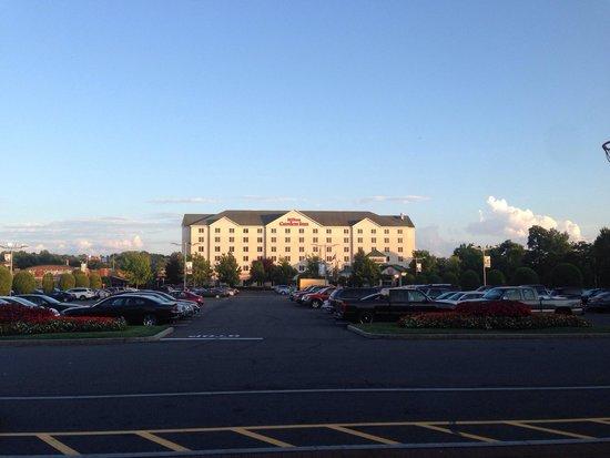 Hilton Garden Inn Springfield: Hotel!!!