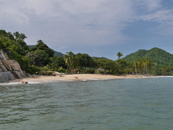 Hostal Vallarta Suites: trip to the beach- soon offered at the hostal