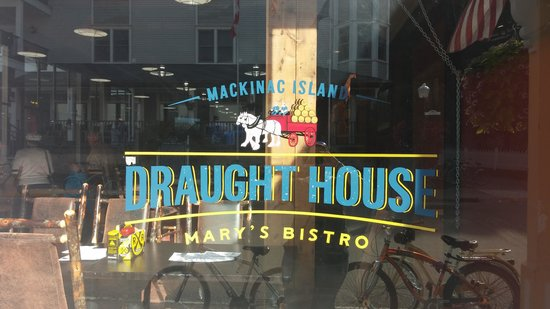 Draught House and Mary's Bistro: drafthouse