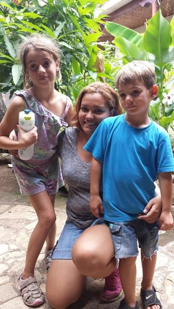 Hotel con Corazon: La guide sur place - Maria