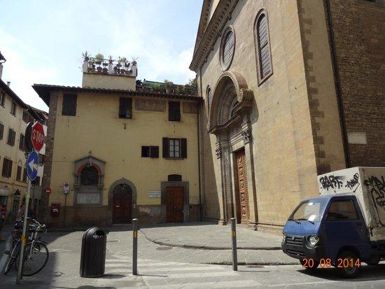 San Felice in Piazza : Igreja