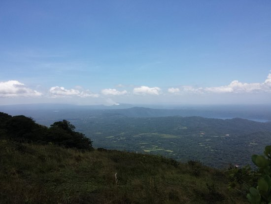 Mombacho Volcano : View of the valley