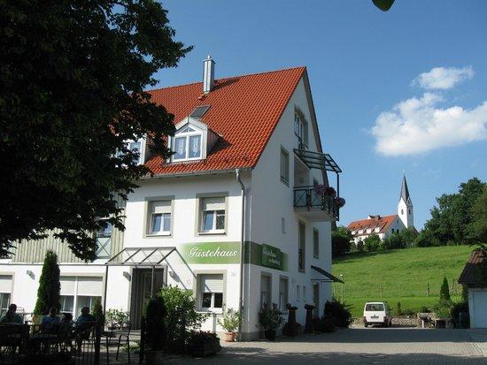 Langenbach, Deutschland: View of Hotel