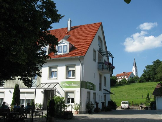 Gasthaus am Rastberg : View of Hotel