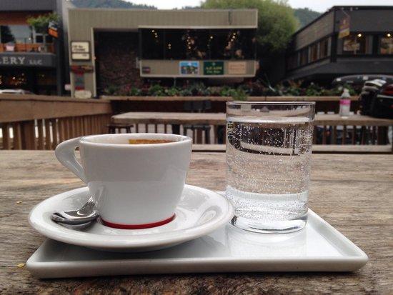 Persephone Bakery : Great espresso