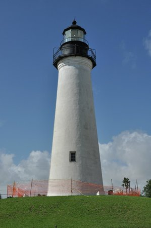 "Port Isabel Lighthouse : ""View from the top""...something we didn't see."