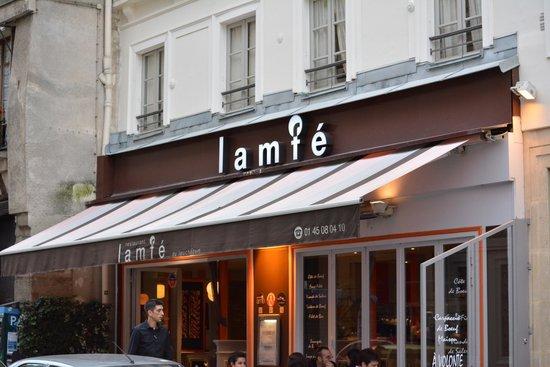 Le Bistrot du Louchebem : restaurant